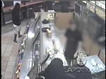 Restaurant Robbery Suspects Captured on Surveillance Video NR12389SF