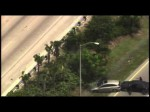 Raw Video: Fla. Police Collar Car Chase Suspects