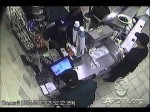 Subway Restaurant Robbery Suspects Caught on Tape NR12468cn