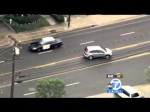 PIT maneuver, California Highway Patrol, Chase SUV (NEW 2013 )