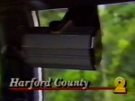 DUI Checkpoint in Harford County 1991 and News Article Titled HARFORD COUNTY CAMERA COP