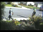 Residential Burglars Caught on Video NR13075am