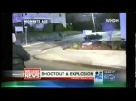 Boston : Gun Shots on MIT Campus, 3 Police Officer Shot 1 killed, Multiple Explosions (Apr 19, 2013)