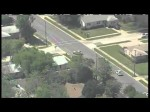 Texas Police Chase Double Murder Suspect Rolling Shootout Officer Down (Raw News Video)