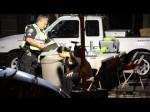 Hawthorne Police DUI Checkpoint Arrest