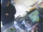 Convenience Store Robbery Suspect Captured on Surveillance Video