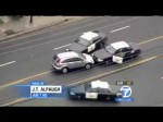 PIT maneuver California Highway Patrol Chase SUV NEW 2013.mp4