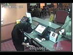 Robbery Suspect Caught on Video