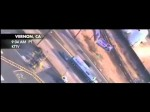 Los Angeles Police Pursuit  -PIT Maneuver [California Highway Patrol]