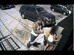 Robbery Suspect Caught on Tape