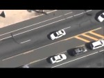 Stole Police Car Chase RAW FOOTAGE