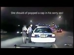 Recap: Florida Highway Patrol High-Speed Chase After Miami Police Officer (Caught On Camera)