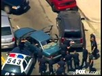Wild Police Chase – South Los Angeles, CA – April 30, 2013