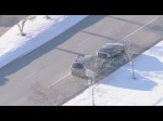 RAW Video: 2nd carjacking in high speed chase