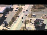 Raw: Okla. High-Speed Chase Ends in Crash