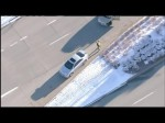 RAW VIDEO: Carjacking suspect leads police on high-speed chase
