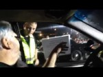 Going through Pinellas DUI checkpoint