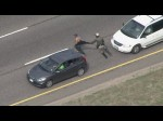 RAW VIDEO: Police Chase Carjackers at Lookout Mountain