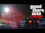 GTA V MP on PS4 #10 – (LSPDFR) DUI Checkpoint!