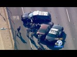 Los Angeles Police Chase 24 February 2014