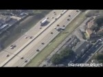 Dallas, Texas High Speed Police Chase Robbery Suspect In Dodge Challenger (Raw Video)