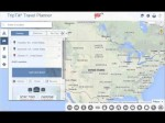 Using AAA TripTik Travel Planner –  Directions to Multiple Locations
