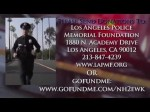 LAPD Officer runs the Los Angeles Marathon in full Class A uniform for a fundraiser