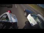 Wheelie Around Highway Patrol! Stunting Taunting Police Chase