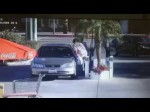 Surveillance Footage Captures Carjacking at a Gas Station NR15114SF