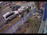 Robbery Suspect Captured on Surveillance Video